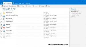 WinZip 25 Crack 2021 Plus Full Product Keys Free Download