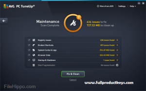tuneup utilities 2018 license key