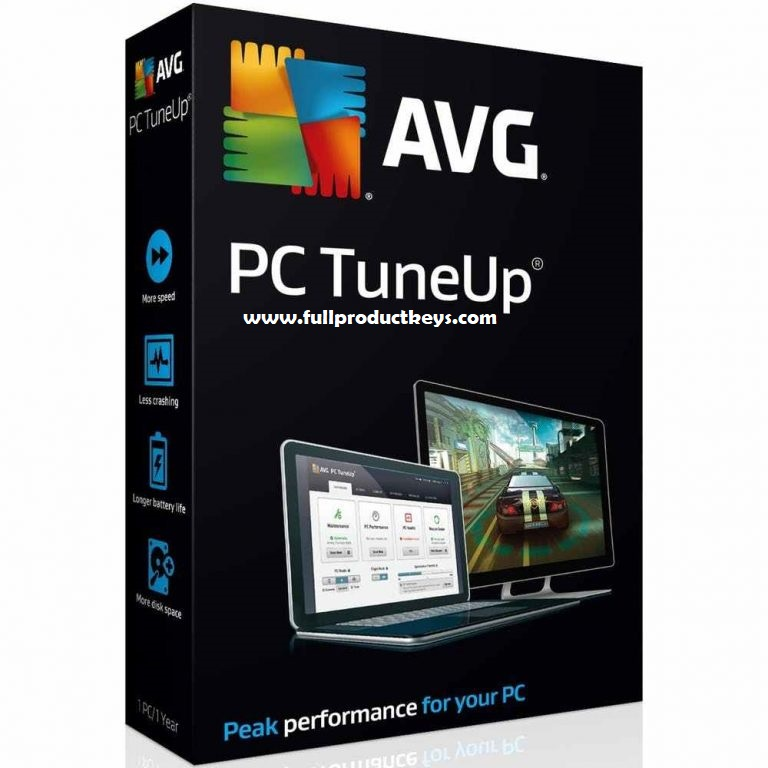 avg pc tuneup 2018 free serial key