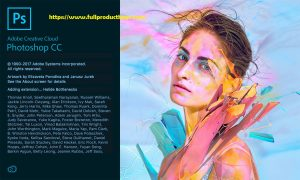 Adobe Photoshop CC 2019 Crack Plus License Key Free Download