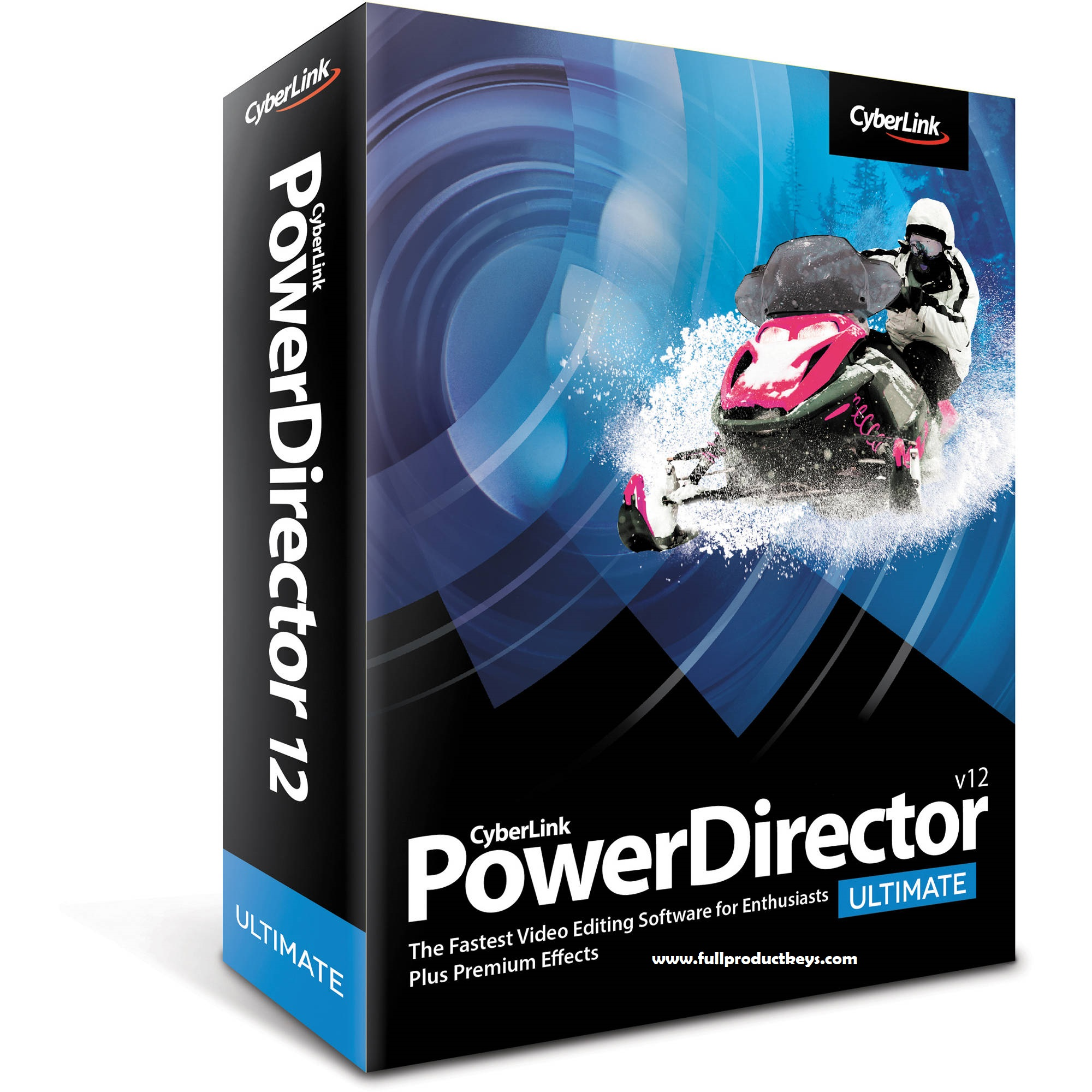 Cyberlink PowerDirector 17 Crack Build 2514 + Keygen Free Download