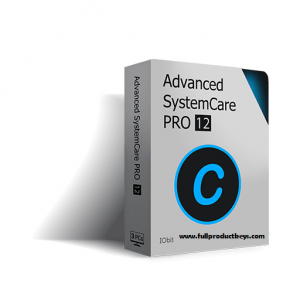 Advance SystemCare Pro 12 Crack Plus License Keys Free Download