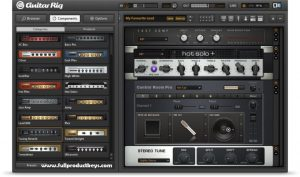 Guitar Rig Pro 5.2.2 Crack Plus Keygen with Full Product Keys