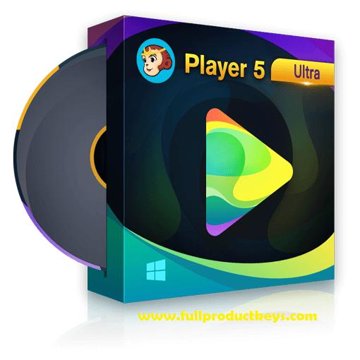 DVDFab Player Ultra 6.1.0.8 Crack Plus Full Product Keys Free Download