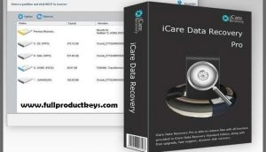 icare data recovery software download with key