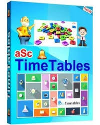 aSc TimeTables Crack 2019 With License Key Free Download