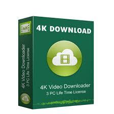 4K Video Downloader 4.9.0 Crack With Serial Key Free Download 2019