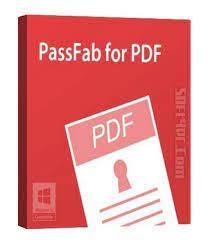 PassFab for PDF 8.3.0 Crack